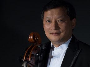 PPO presents Concert II with Cellist Ray Wang