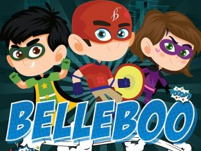 The Bellevue Manila's Belleboo, the largest superhero gathering in the South