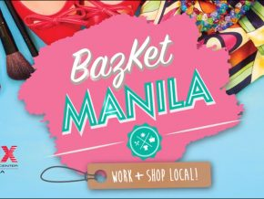 BazKet Manila: the first Work + Shop event at SMX Manila