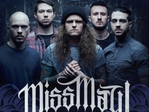 Miss May I: Shadows Inside Asia Tour 2017 in Manila