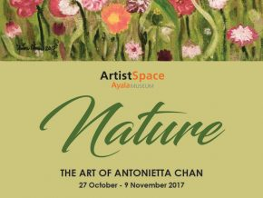 Nature: Solo Exhibition of Antonietta Chan