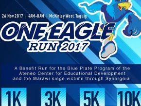 One Eagle Run 2017