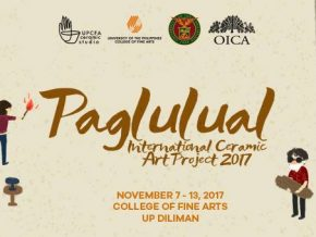 Paglulual International Ceramic Art Project 2017