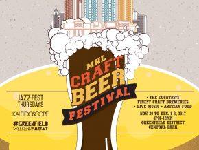 Manila Craft Beer Festival 2017
