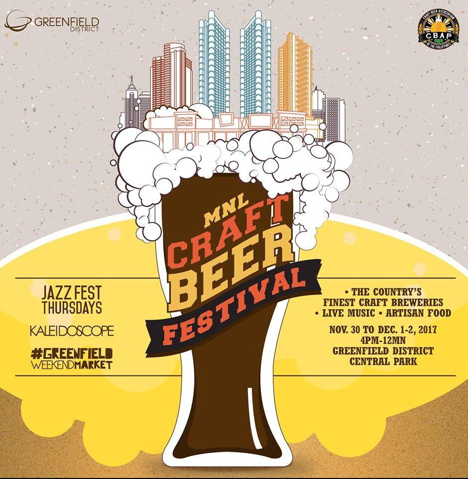 Manila craft beer festival 2017 philippine primer for Japan craft beer association