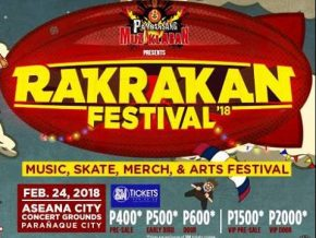 Rakrakan Festival 2018