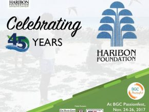Haribon's 45th Anniversary at BGC's Passionfest