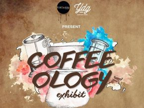 For Coffee and Art Lovers: Coffee-Ology Exhibit at YDG Coffee