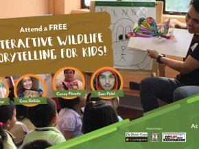 Interactive Wildlife Storytelling for Kids