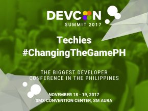 DEVCON SUMMIT 2017: Changing the Game