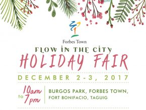 Flow in the City Holiday Fair 2017