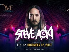 Steve Aoki Live in Manila this December 2017