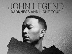 John Legend: Darkness and Light Tour in Manila 2018