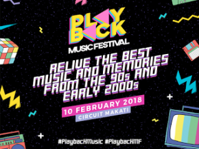 Playback Music Festival 2018