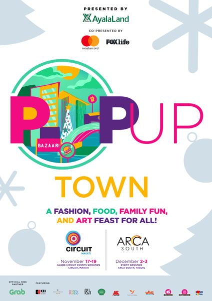 Events happening this weekend december 1 3 2017 philippine primer pop up town is considered to be the biggest most glamorous and hippest christmas bazaar in the metro by allowing its guests to shop their favorites stopboris Gallery