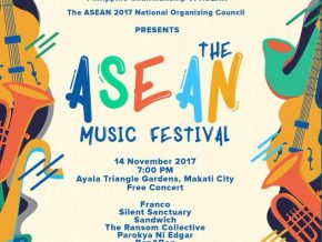 The ASEAN Music Festival 2017
