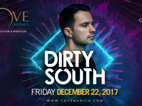 Dirty South, December 22, 2017 at Okada Manila