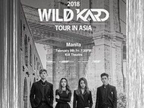 Wild Kard Asia Tour in Manila 2018
