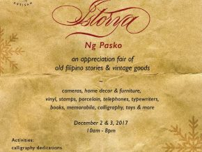 Istorya ng Pasko: A Vintage & Antique Fair