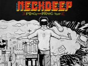 NECKDEEP returns to PH for The Peace and The Panic Tour