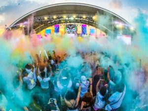 Chroma Music Festival 3.0 @ Globe Circuit Event Grounds, Circuit Makati   Makati   Metro Manila   Philippines