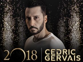 Cedric Gervais Live at Cove Manila on New Year's Eve