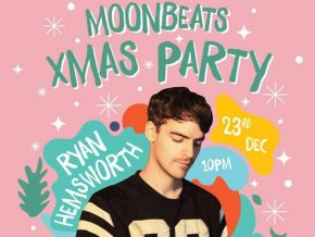 Ryan Hemsworth Live at Moonbeats Xmas Party in Makati