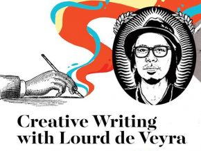 Creative Writing Workshop with Lourd De Veyra