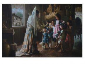Pasko Noon at Ngayon – A Solo Exhibition Of Jun Impas