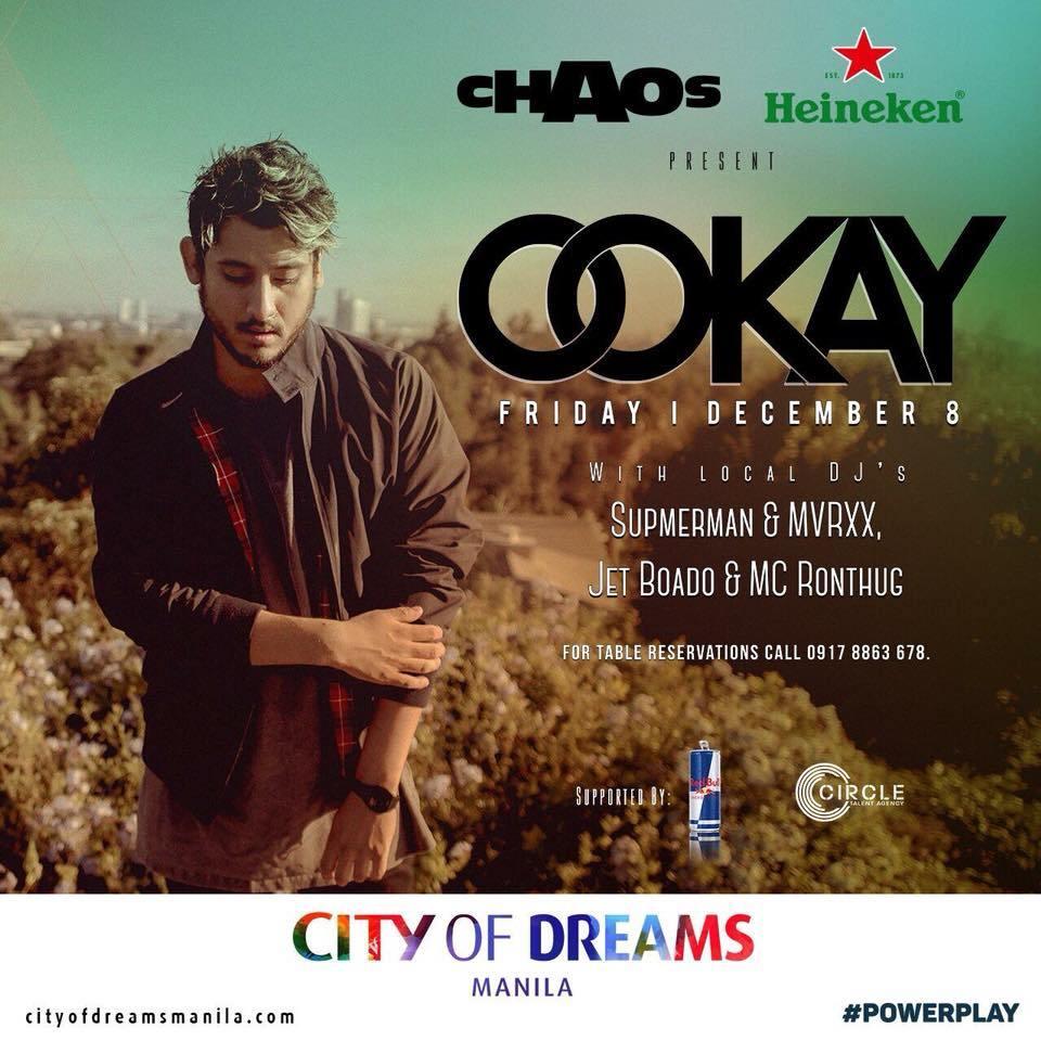 DJ Ookay Live in Manila 2017 | Philippine Primer