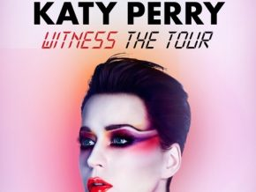 Katy Perry, Witness: The Tour comes to Manila on April 2, 2018