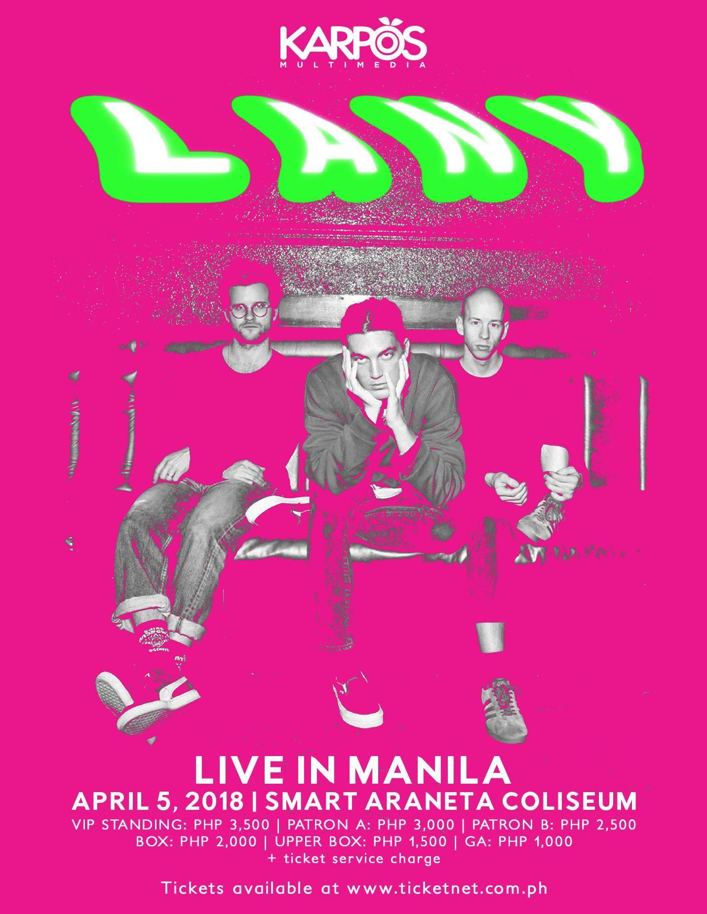 Lany Returns To Manila On April 5 2018 Philippine Primer