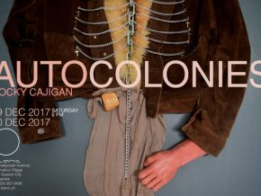 Autocolonies by Rocky Cajigan
