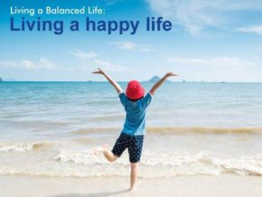 Pathways' Living A Balanced Life talk series 2018