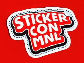Sticker Con MNL 2018