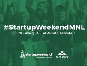 Startup Weekend Manila 2018