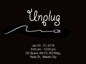 Unplug on January 20-21, 2018