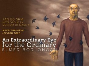 Elmer Borlongan: An Extraordinary Eye for the Ordinary