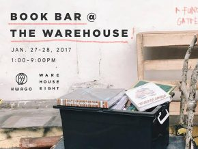 Book Bar at the Warehouse: A Fundraising Gathering