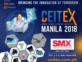 Consumer Electronics and Information Technology Expo (CEITEX) Manila 2018