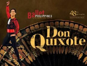 Ballet Philippines to perform own rendition of Don Quixote this February 2018