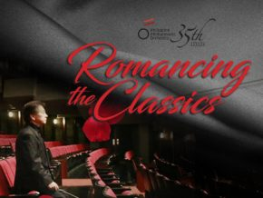 "PPO to hold a concert entitled  ""Romancing the Classics""on January 19, 2018"