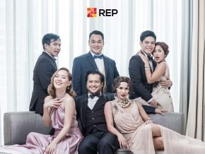 Hilarious play 'A Comedy of Tenors' kicks off REP's 2018 season