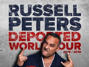 Russel Peters, Deported World Tour live in Manila