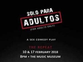 Solo Para Adultos To Hold a Limited Repeat Run this February 2018