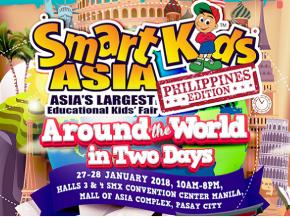 SmartKids Asia in Manila 2018