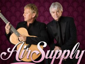 Air Supply returns to Manila for their Over Asia 2018 Tour