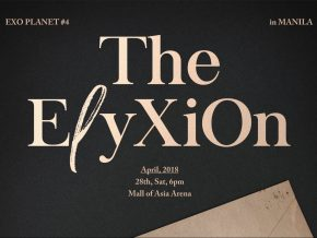 EXO returns to PH for The Elyxion Tour on April 28, 2018