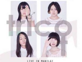 Japanese Band Tricot To Perform Live in Manila this 2018
