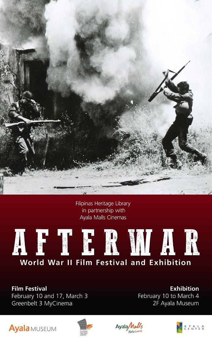 After War: World War II Film Festival and Exhibition 2018